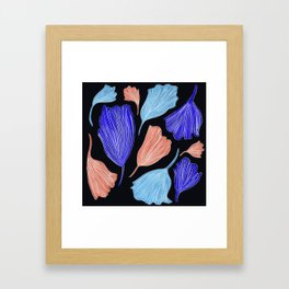 Matisse Ginkgo Leaves Framed Art Print