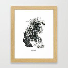 The Floods Framed Art Print