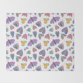 Mariposas Throw Blanket