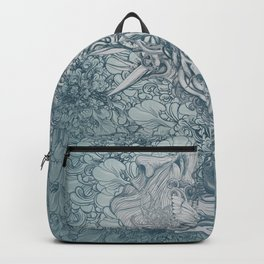 Fifth Mix Blue Backpack