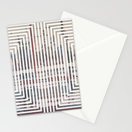 Waterlogged - lined Stationery Cards