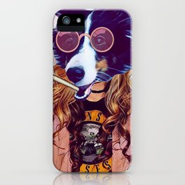Roxi Babe iPhone Case