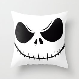SKELLINGTON Throw Pillow
