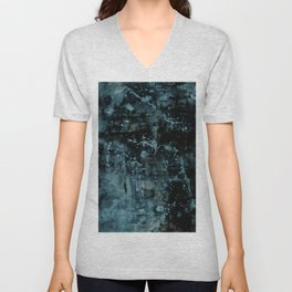Voices Of The Night No.1s by Kathy Morton Stanion Unisex V-Neck