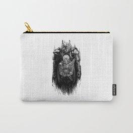 Black Swordsman Carry-All Pouch