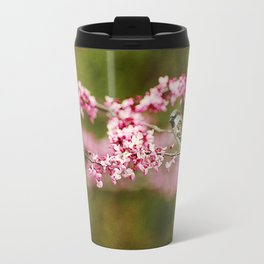Spring Redbud Travel Mug