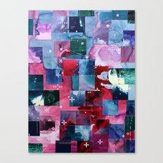 Errata & Entropia III Canvas Print