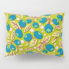 Blueberry Preserves Pillow Sham