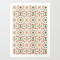 Kaleidoscope Number 2 Art Print