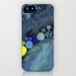 Bubbles-Art - Lillian iPhone Case
