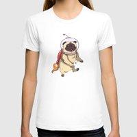 interstellar T-shirts featuring Interstellar by Lixxie Berry Illustration