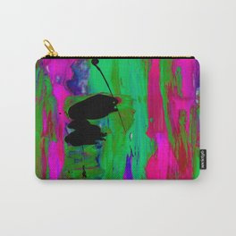Abstraction Wonder No.2k by Kathy Morton Stanion Carry-All Pouch