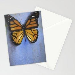 Majestic Monarch Stationery Cards