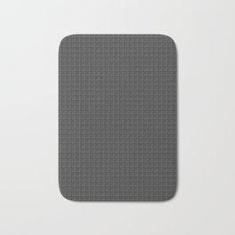 Simple Waffle Weave Bath Mat