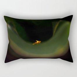 Mystery Awaits Rectangular Pillow
