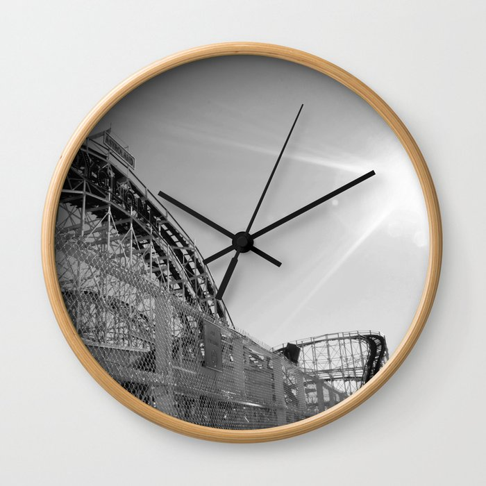 off season Wall Clock
