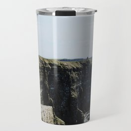 The Cliffs of Moher II Travel Mug