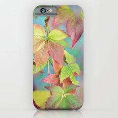 Colorful fall iPhone 6s Slim Case