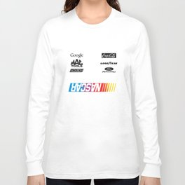 "Heron Preston ""Factory Defect"" Bootleg Long Sleeve T-shirt"