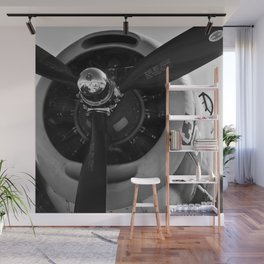 Propeller Wall Mural
