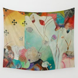 Birdsongs Wall Tapestry