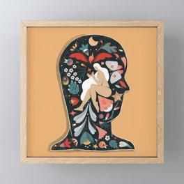 Dreaming Ahead Framed Mini Art Print