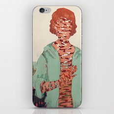 And You Fade Away iPhone & iPod Skin