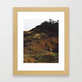 Proportion Framed Art Print