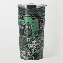 Computer Circuit Board 2 Travel Mug