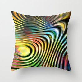 C8 Throw Pillow