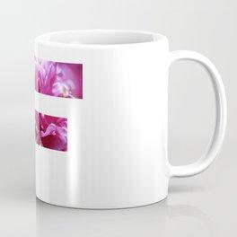 """F"" Initial Flower Coffee Mug"