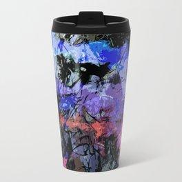 abstract 10,16 Travel Mug
