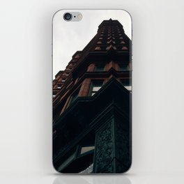 Chemical Building iPhone Skin