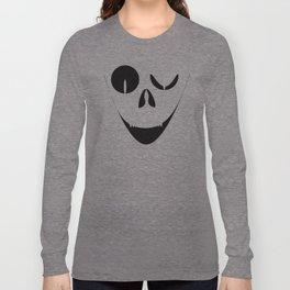 Evil Smile Long Sleeve T-shirt