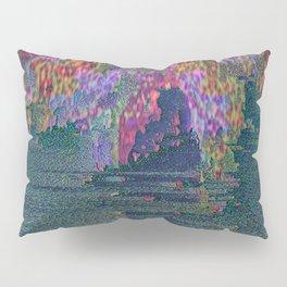 Ritual Glitch Pillow Sham