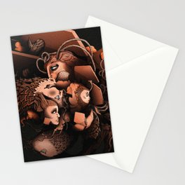 Slow Growth Stationery Cards