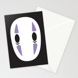 No Face Block Stationery Cards