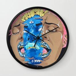 Groupie.BAD4U Wall Clock