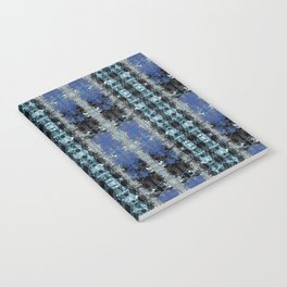 Bleached Ice Notebook