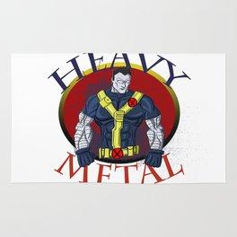Heavy Metal Rug