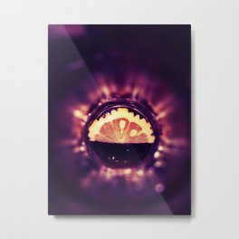 Cup of Sunshine Metal Print