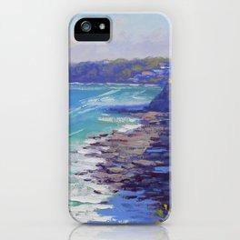 Norah Head Australia iPhone Case