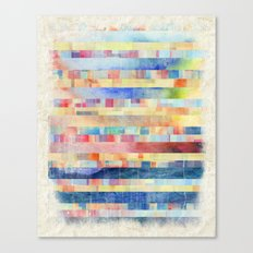 Amalgamate Canvas Print