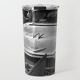 1957 Caddy Wreck Travel Mug