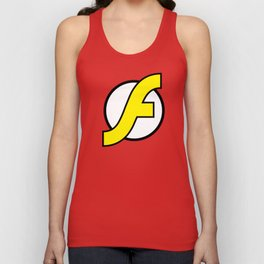 THE Flash Unisex Tank Top