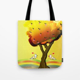 Inspiration of the day Tote Bag