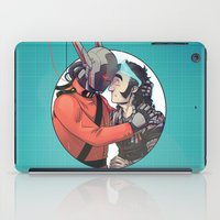 yaoi iPad Cases featuring Comic Cover by kami dog