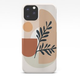 Geometric Shapes iPhone Case