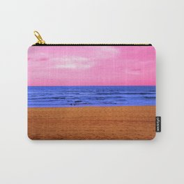 Plastic Beach Carry-All Pouch