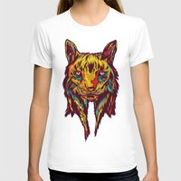 rare T-shirts featuring BE RARE* - Iberic Lince by Vasco Vicente